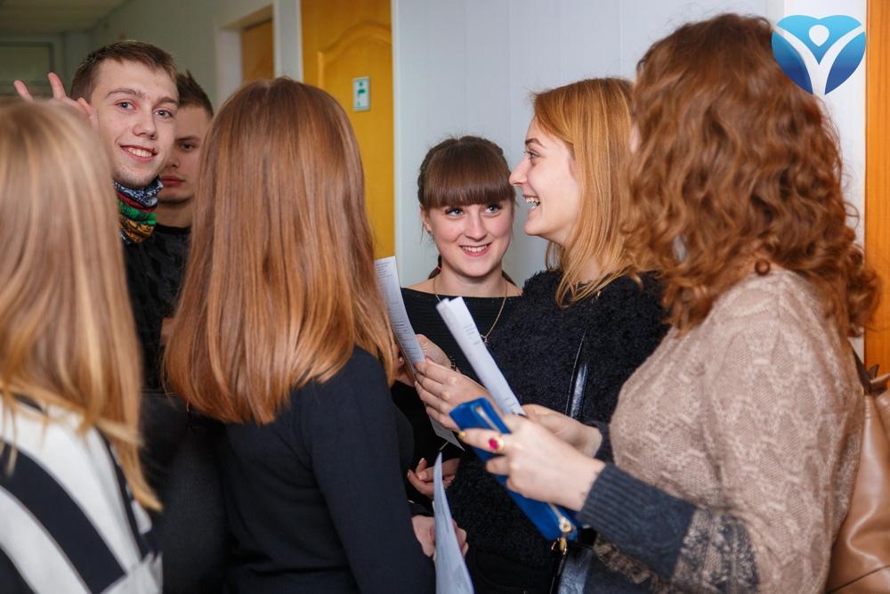 Фото 8_Студенты Запорожского медицинского колледжа своим примером призвали всех запорожцев поддержать марафон донорства